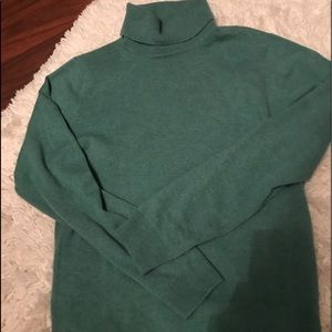100% cashmere brooks brothers sweater